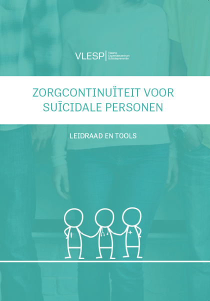 Continuity of care for suicidal persons