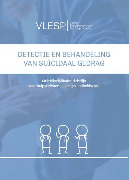Richtlijn voor de detectie en behandeling van suïcidaal gedrag