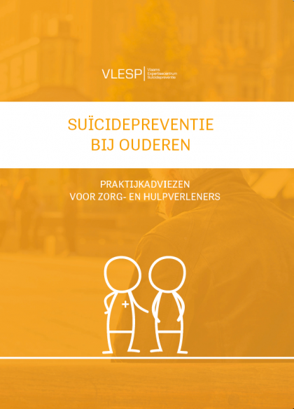 Suïcidepreventie bij ouderen. Praktijkadviezen voor zorg- en hulpverleners